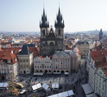 プラハ時計塔から3.JPG